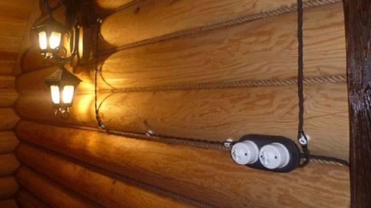 Электрика в домах