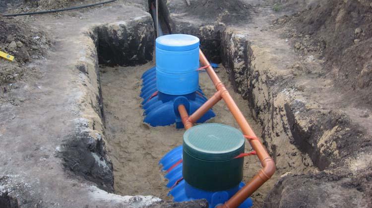 Сантехника и канализация домов